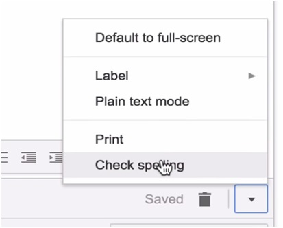 gmail more options image