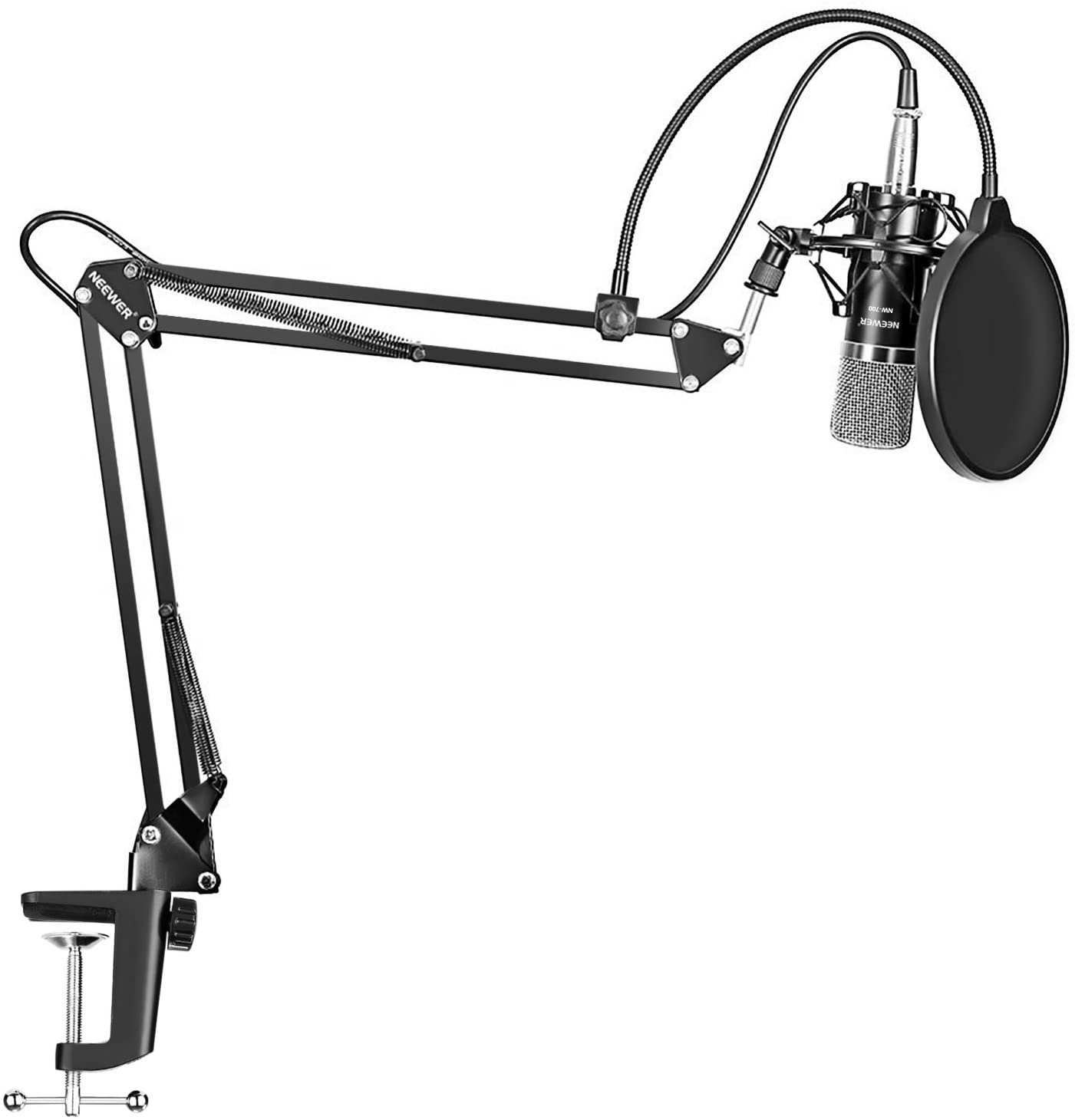 neewer nw 700 condenser mic image