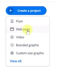 creating project image