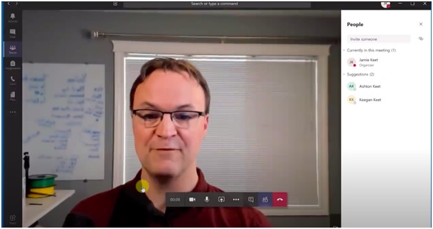 video chat image