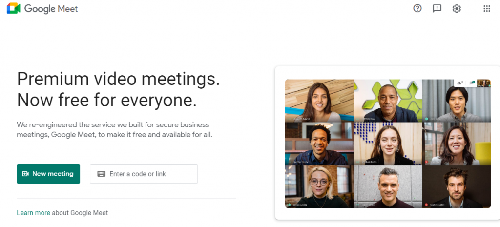 How to Schedule a Google Meet Appointment for Now or Later