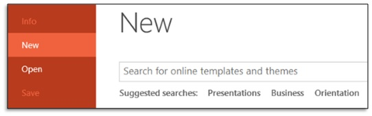 search for online templates