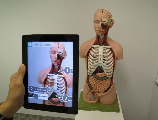 Experiential Learning Augmented Reality Apps