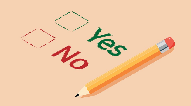 Survey Yes or No