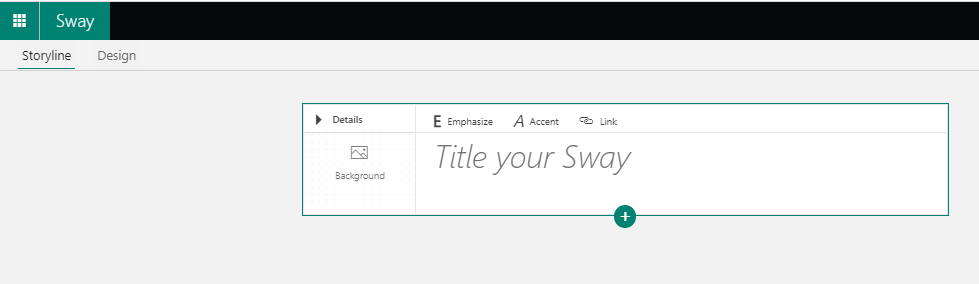 Sway Layout