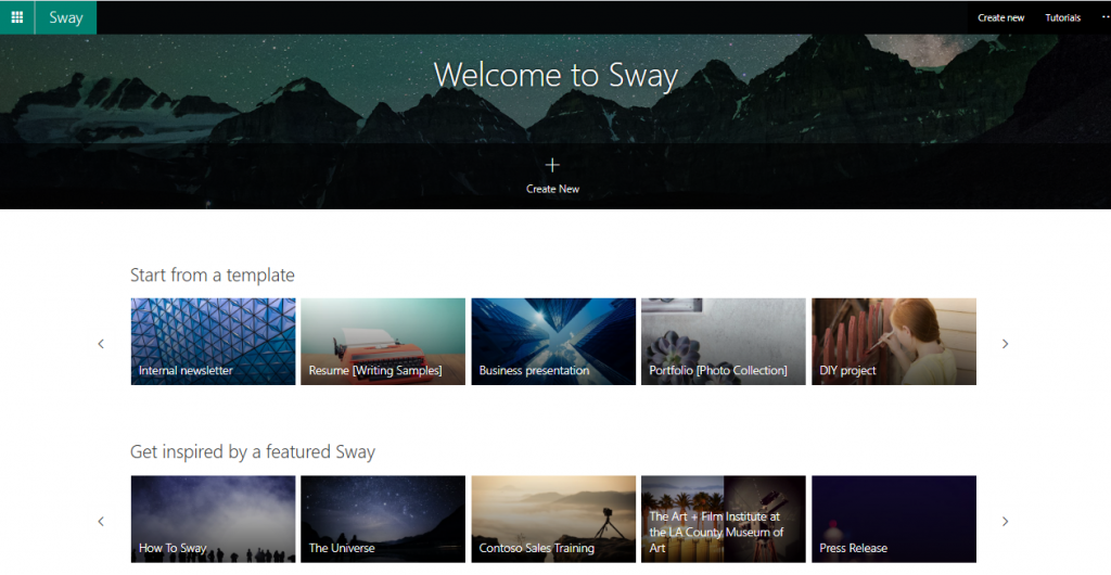 Welcome to Sway