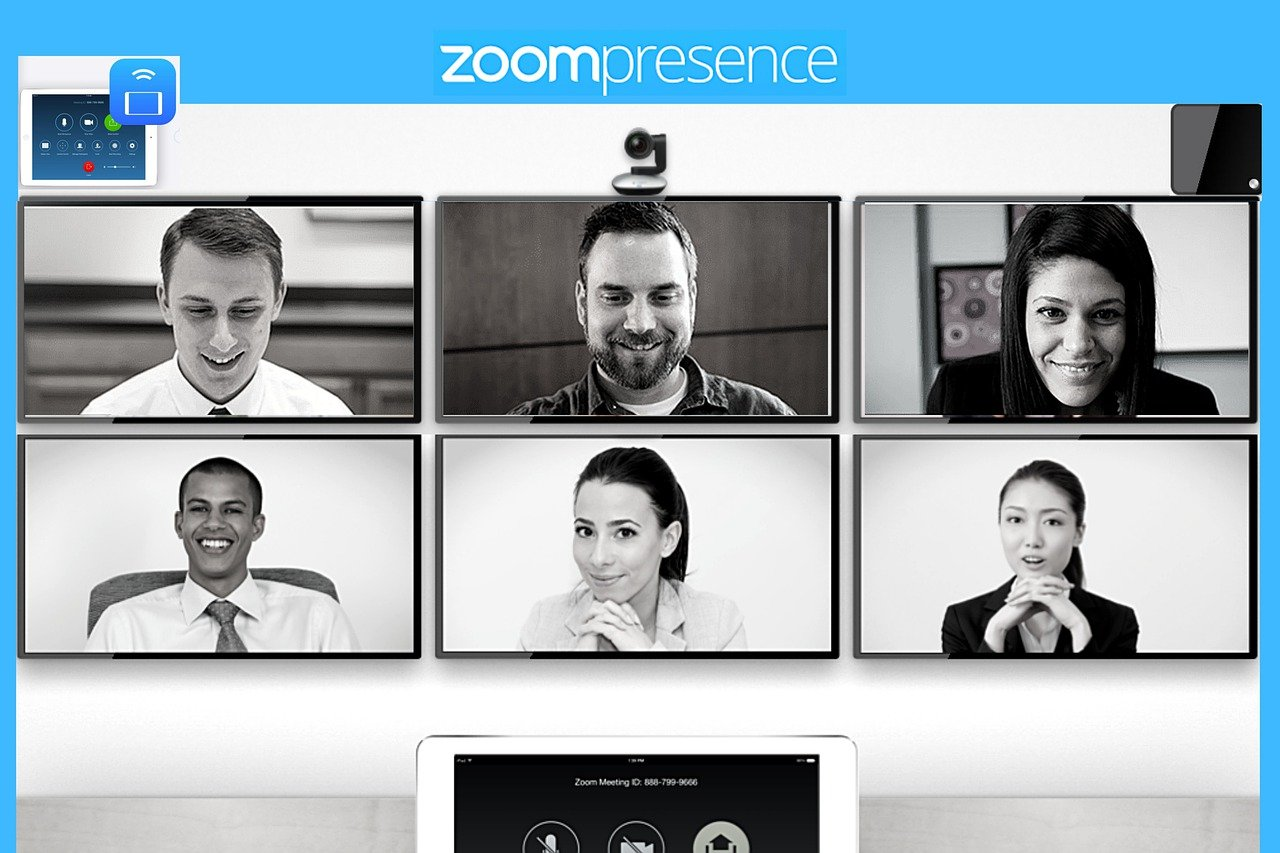online learning with zoom meeting
