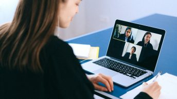 record google meet video call featured image