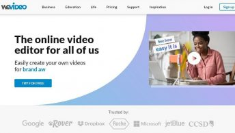 how to use wevideo featured image