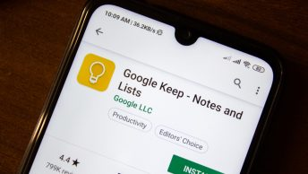 how to use google keep featured image